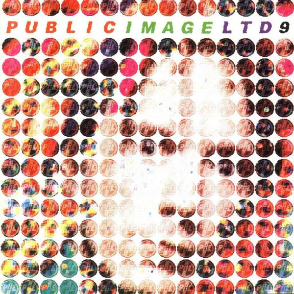 Album artwork of '9' by Public Image Ltd
