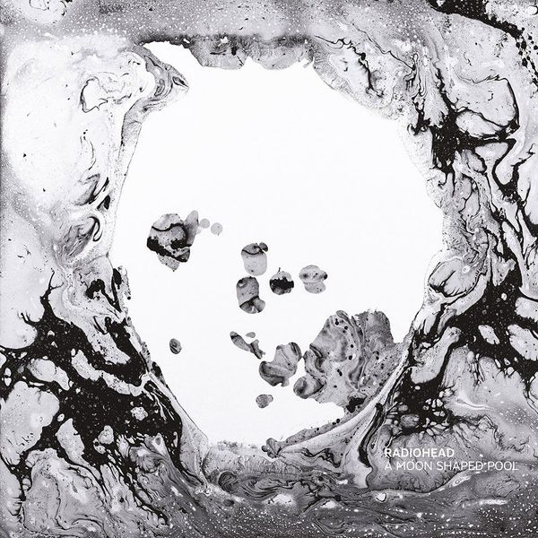 Album artwork of 'A Moon Shaped Pool' by Radiohead