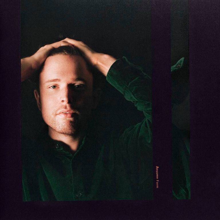 Album artwork of 'Assume Form' by James Blake