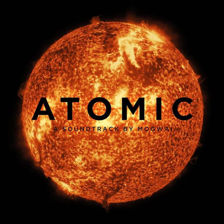 Album artwork of 'Atomic' by Mogwai