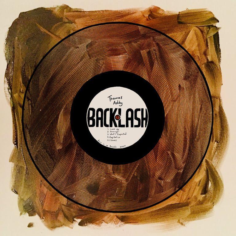 Artwork of Backlash EP by Thomas Ashby