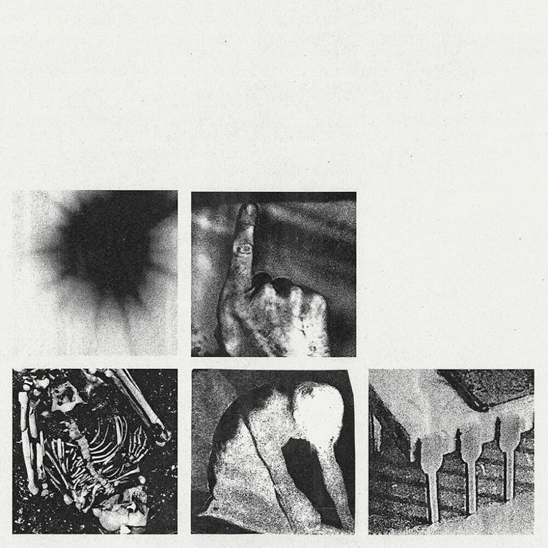 Album artwork of 'Bad Witch' by Nine Inch nails