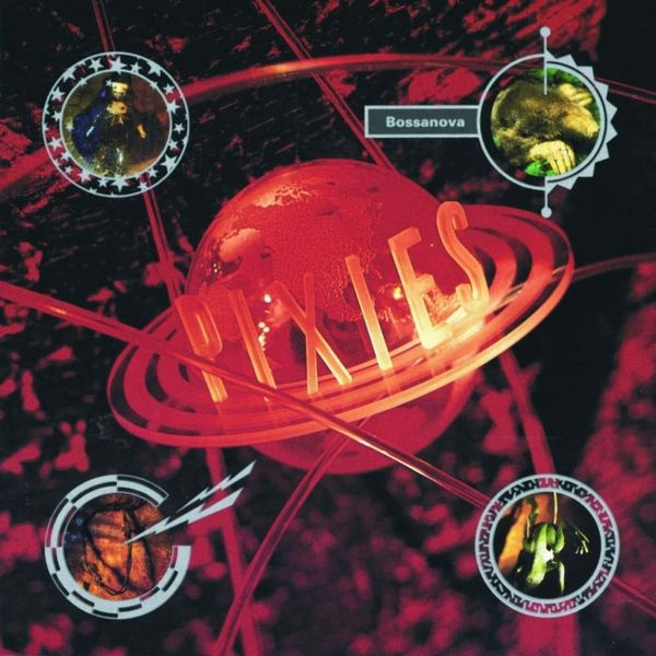 Album artwork of 'Bossanova' by Pixies