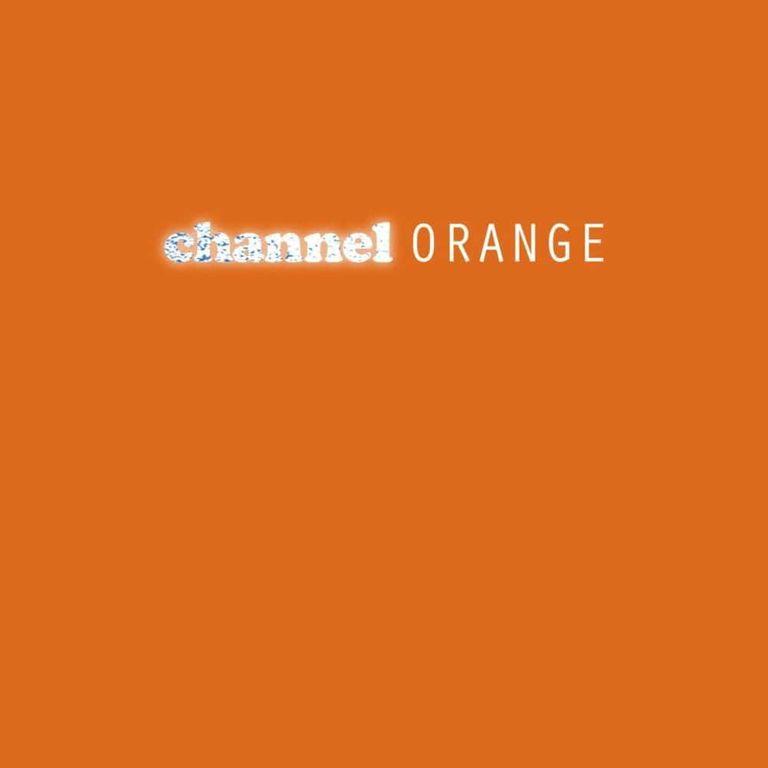 Album artwork of 'Channel Orange' by Frank Ocean