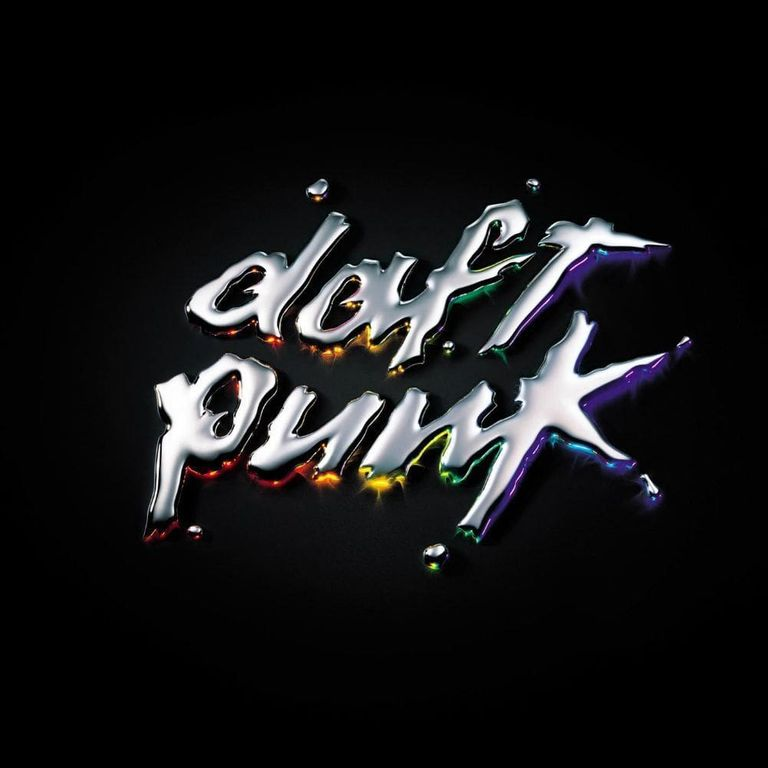 Album artwork of 'Discovery' by Daft Punk