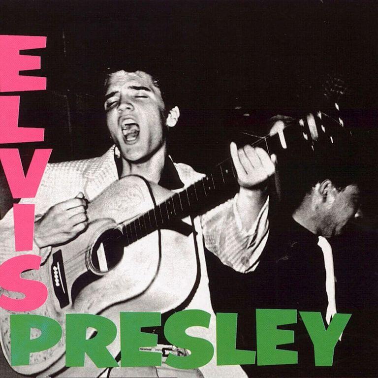 Album artwork of 'Elvis Presley' by Elvis Presley