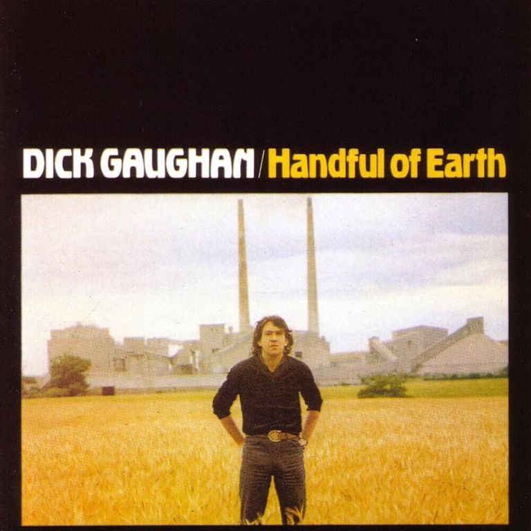 Album artwork of 'Handful of Earth' by Dick Gaughan