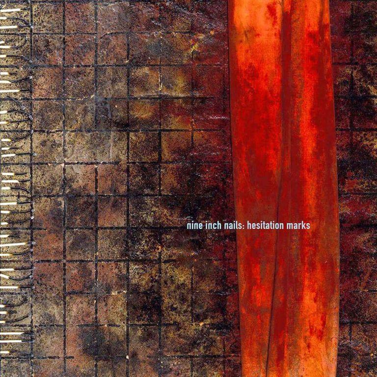 Album artwork of 'Hesitation Marks' by Nine Inch Nails