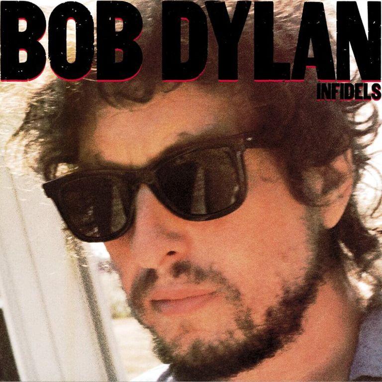 Album artwork of 'Infidels' by Bob Dylan