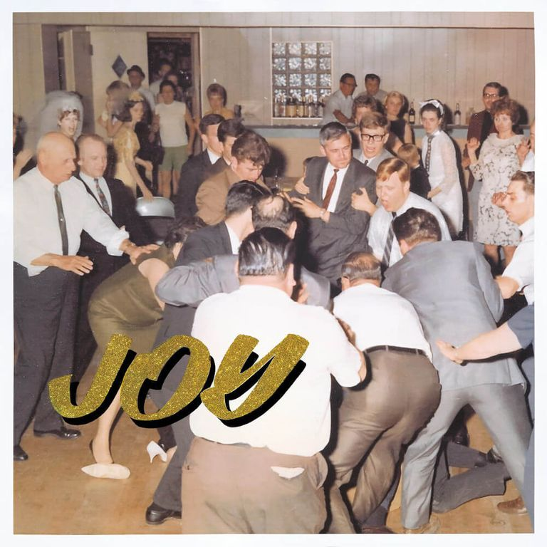 Album artwork of 'Joy as an Act of Resistance' by Idles