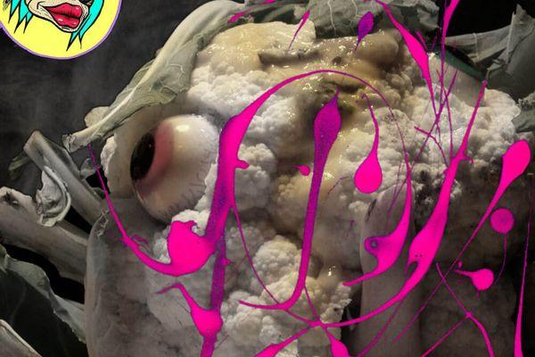 Album artwork of Lovely mutant cauliflower by This frilly ape