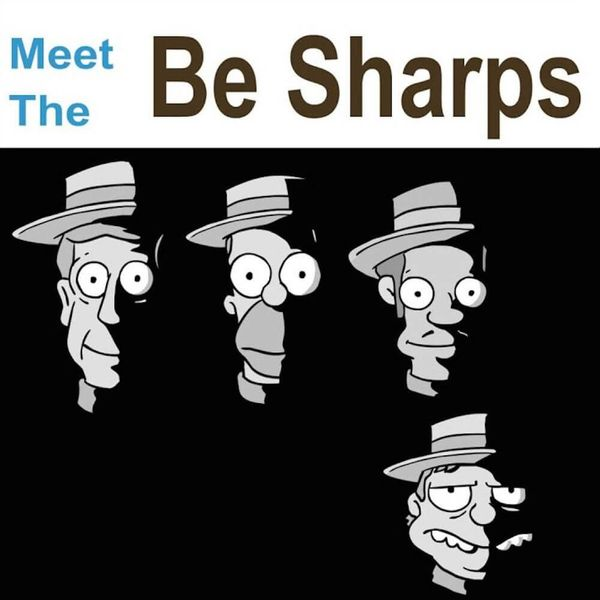Album artwork of 'Meet The Be Sharps' by The Be Sharps
