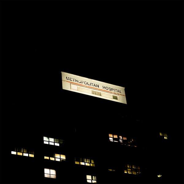 Album artwork of Metropolitan Hospital Center by Dylan Seeger