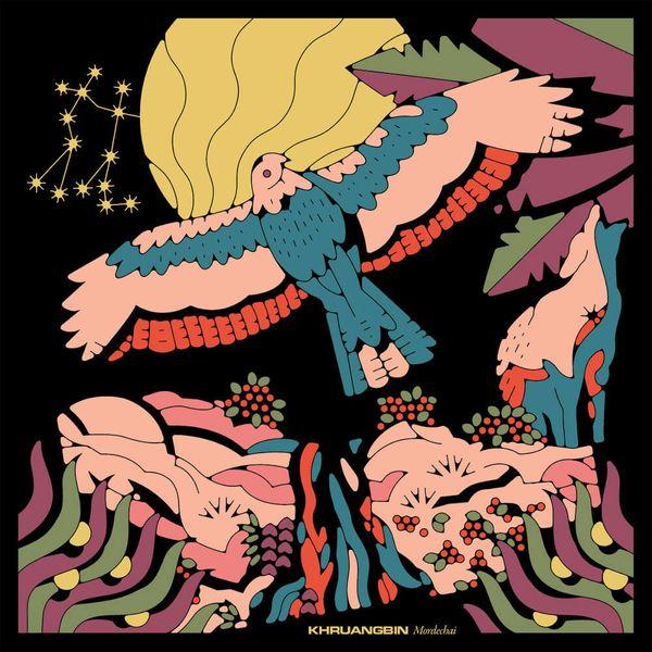Album artwork of 'Mordechai' by Khruangbin