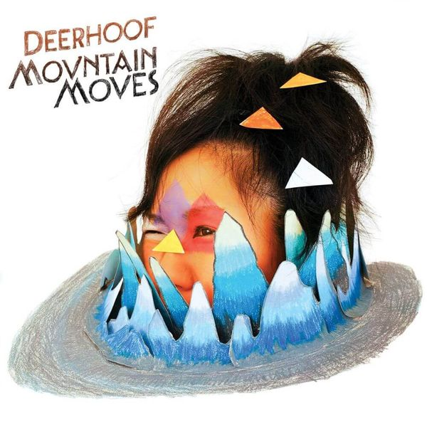 Album artwork of 'Mountain Moves' by Deerhoof