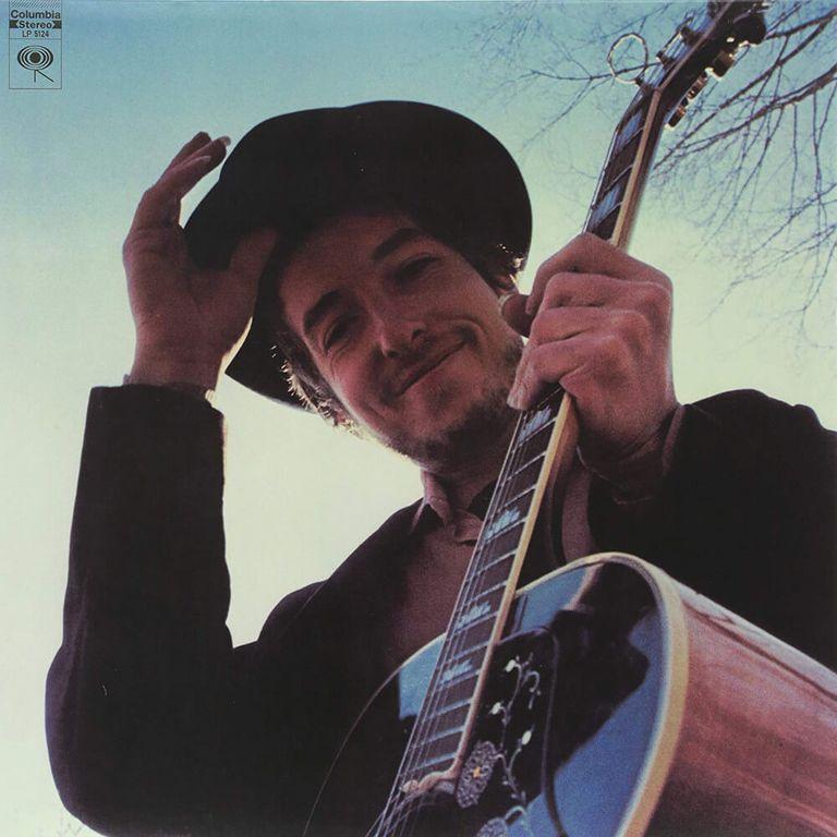 Album artwork of 'Nashville Skyline' by Bob Dylan