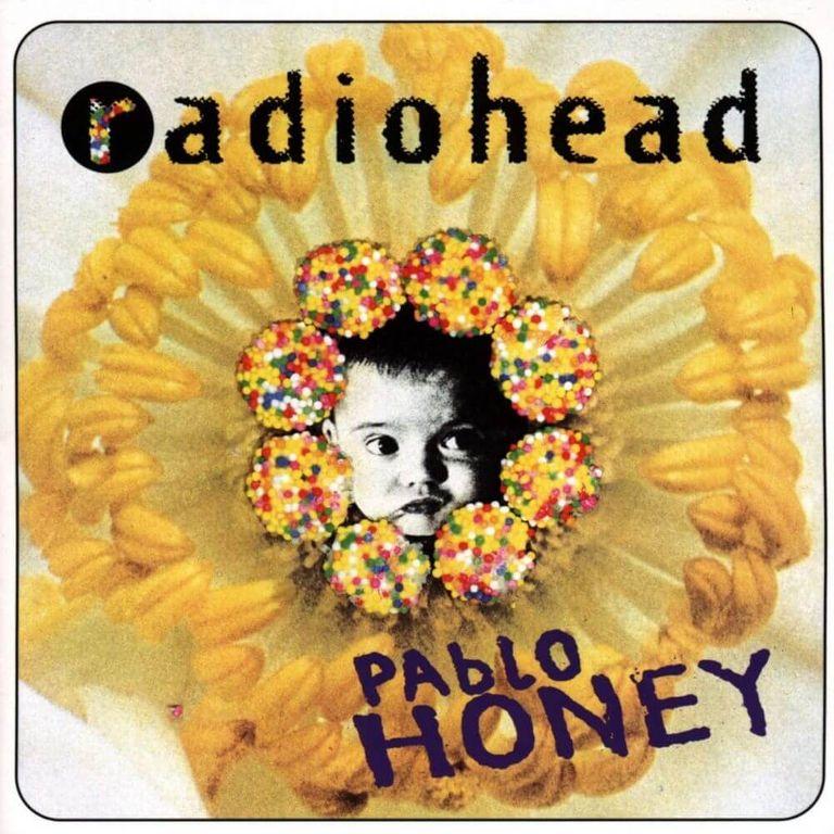Album artwork of 'Pablo Honey' by Radiohead