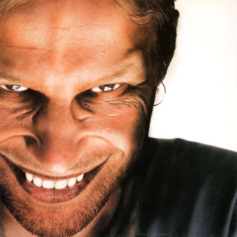 Album artwork of 'Richard D. James Album' by Aphex Twin