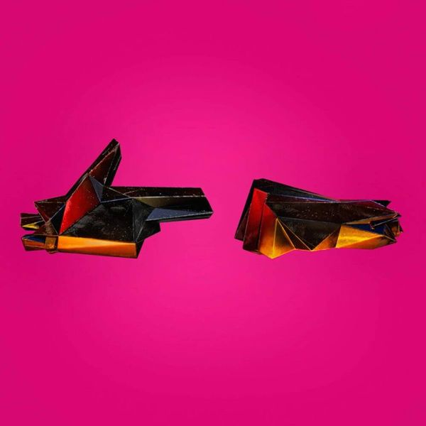 Album artwork of 'RTJ4' by Run the Jewels