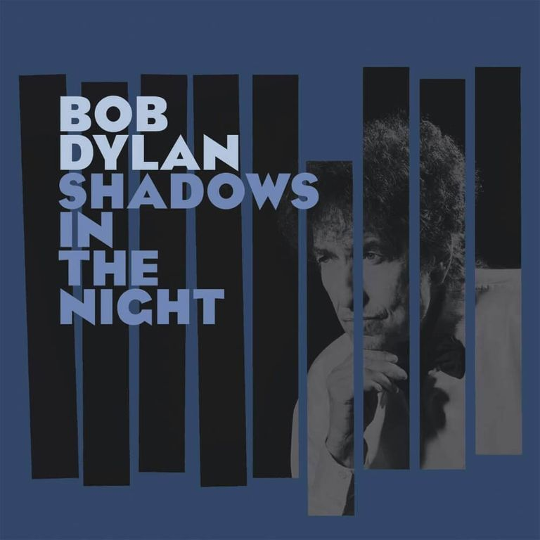 Album artwork of 'Shadow in the Night' by Bob Dylan