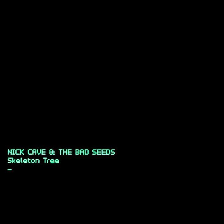 Album artwork of 'Skeleton Tree' by Nick Cave & The Bad Seeds