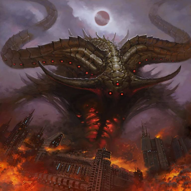 Album artwork of 'Smote Reverser' by Oh Sees