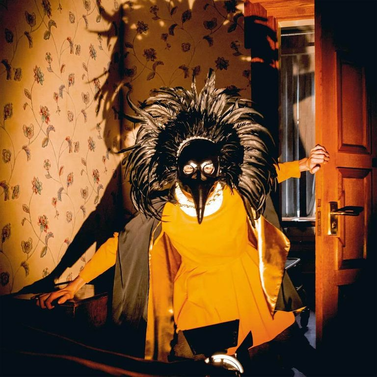 Album artwork of 'Strange Creatures' by Drenge