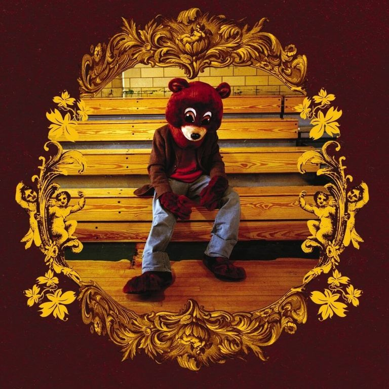Album artwork of 'The College Dropout' by Kanye West