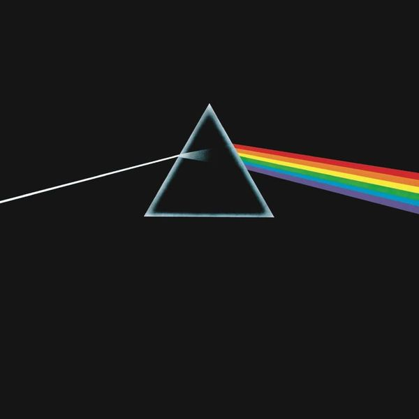 Album artwork of 'The Dark Side of the Moon' by Pink Floyd