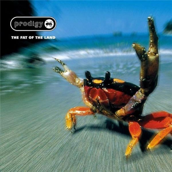 Album artwork of 'The Fat of the Land' by The Prodigy