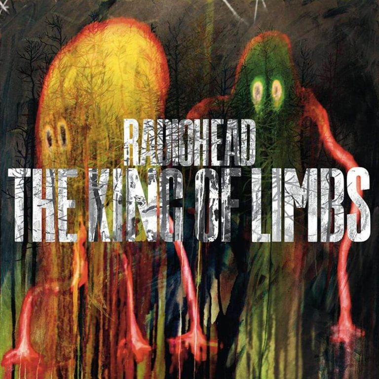 Album artwork of 'The King of Limbs' by Radiohead