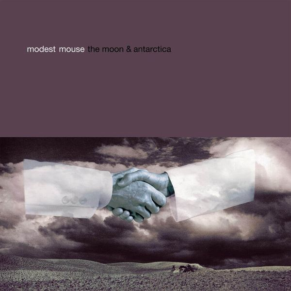 Album artwork of 'The Moon & Antarctica' by Modest Mouse