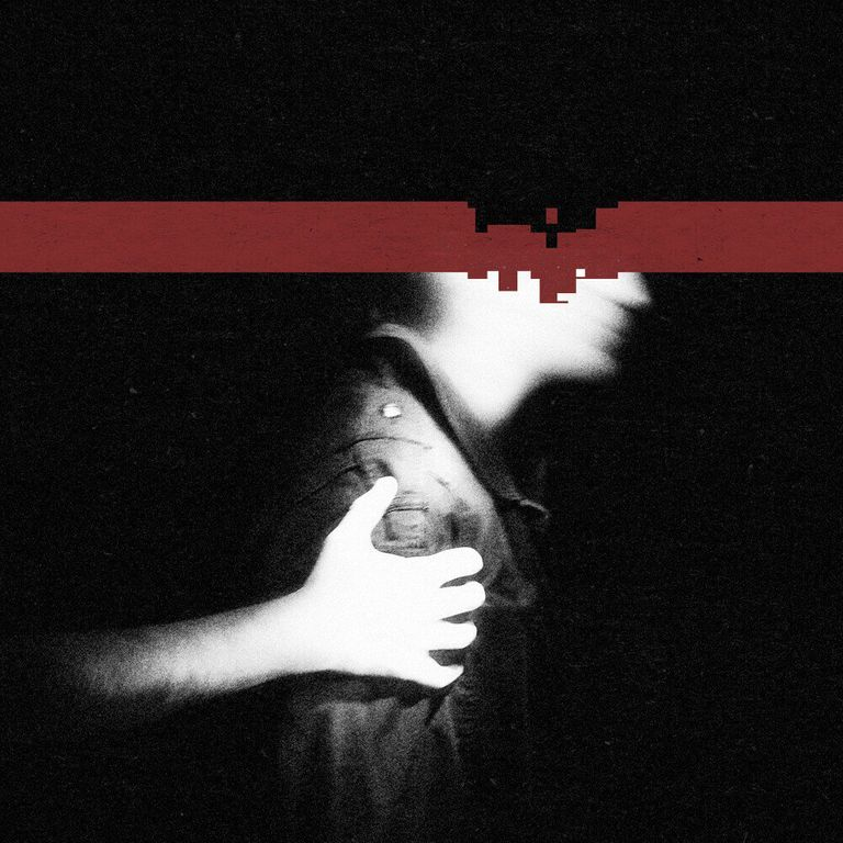 Album artwork of 'The Slip' by Nine Inch Nails