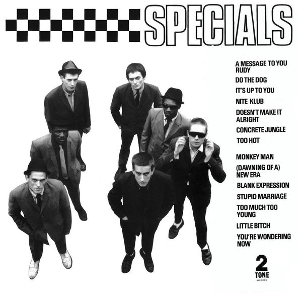 Album artwork of 'The Specials' by The Specials