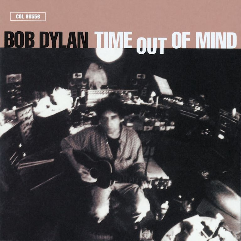 Album artwork of 'Time Out of Mind' by Bob Dylan
