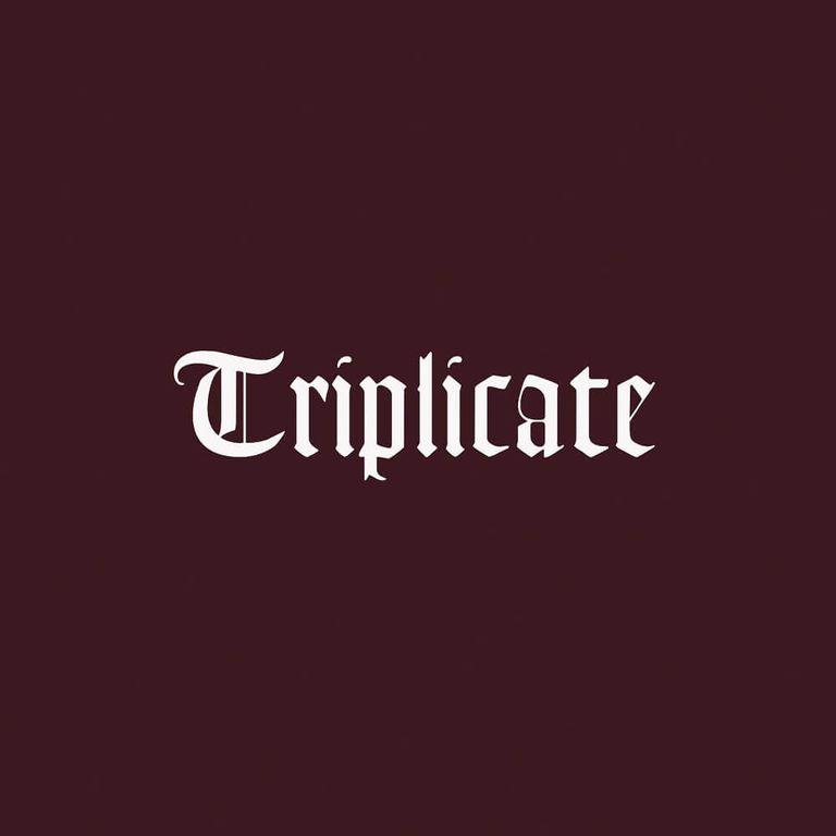 Album artwork of 'Triplicate' by Bob Dylan
