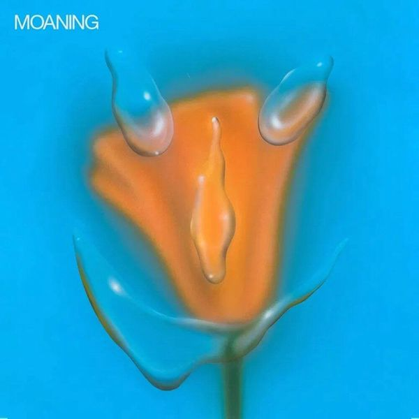 Album artwork of 'Uneasy Laughter' by Moaning