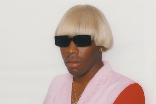 Tyler, the Creator in a promotional shot for his album Igor